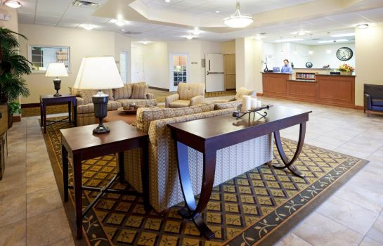 Hotelhalle Candlewood Suites SAN ANTONIO DOWNTOWN