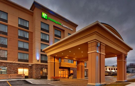 Vue extérieure Holiday Inn Express & Suites KINGSTON