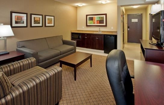 Suite Holiday Inn & Suites KAMLOOPS
