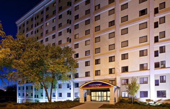 Exterior view Candlewood Suites INDIANAPOLIS DWTN MEDICAL DIST