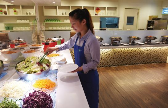Restaurante Holiday Inn Express TAICHUNG PARK