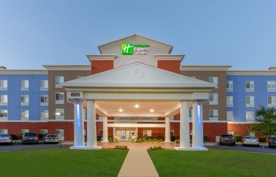 Exterior view Holiday Inn Express & Suites CHARLOTTE- ARROWOOD