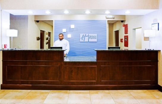 Hotelhalle Holiday Inn Express & Suites CHARLOTTE- ARROWOOD