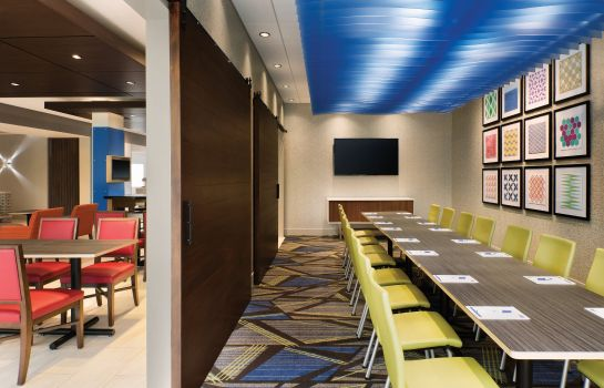 Conference room Holiday Inn Express & Suites CHARLOTTE- ARROWOOD