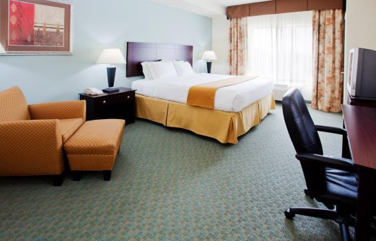 Zimmer Holiday Inn Express & Suites CHARLOTTE- ARROWOOD