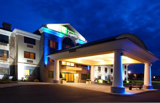 Außenansicht Holiday Inn Express SYRACUSE AIRPORT