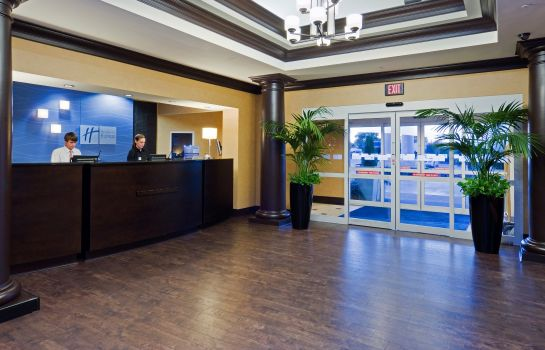 Außenansicht Holiday Inn Express & Suites COLUMBIA-FORT JACKSON