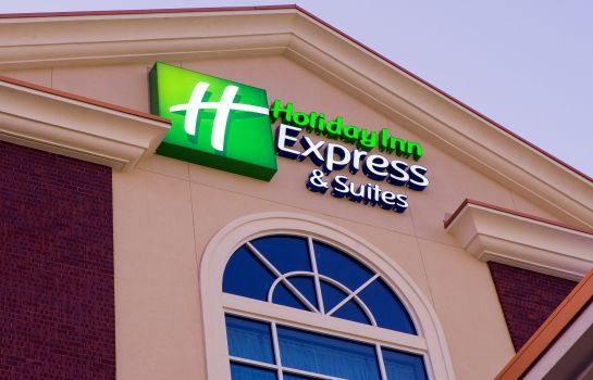 Exterior view Holiday Inn Express & Suites COLUMBIA-FORT JACKSON