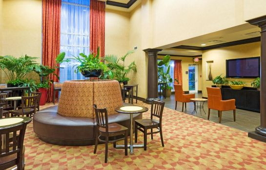 Bar de l'hôtel Holiday Inn Express & Suites COLUMBIA-FORT JACKSON
