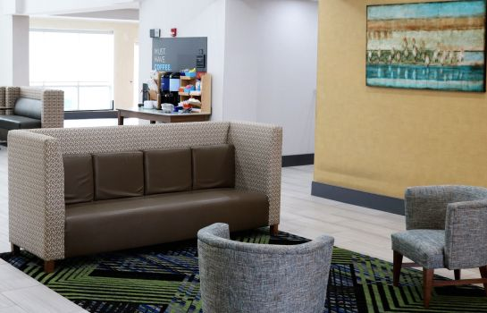 Lobby Holiday Inn Express & Suites COLUMBIA-FORT JACKSON
