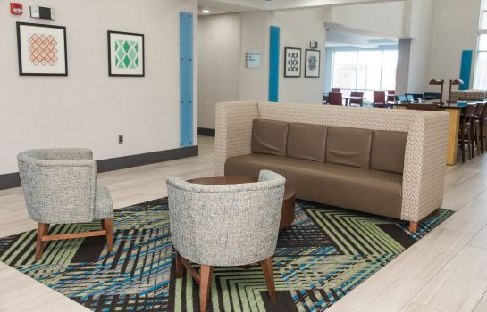 Hotelhalle Holiday Inn Express & Suites COLUMBIA-FORT JACKSON