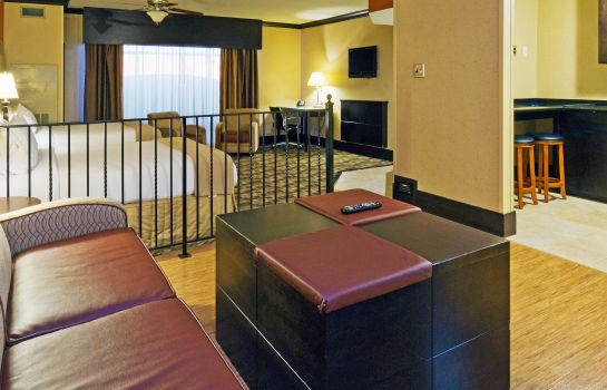 Suite Holiday Inn Express & Suites COLUMBIA-FORT JACKSON