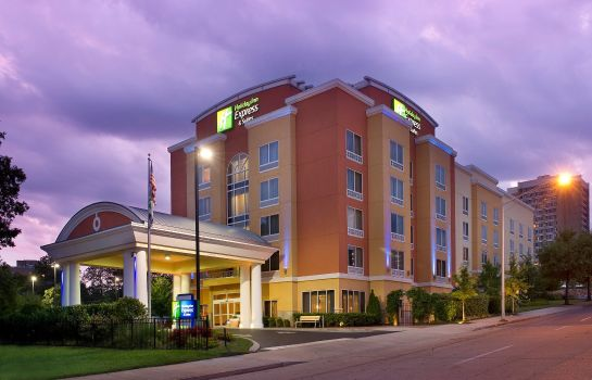 Außenansicht Holiday Inn Express & Suites CHATTANOOGA DOWNTOWN