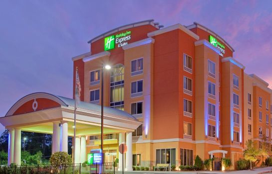 Exterior view Holiday Inn Express & Suites CHATTANOOGA DOWNTOWN