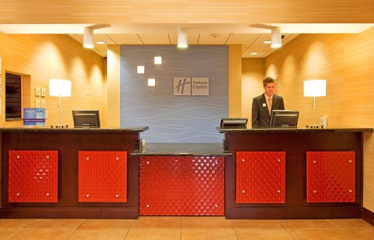 Hotelhalle Holiday Inn Express & Suites CHATTANOOGA DOWNTOWN