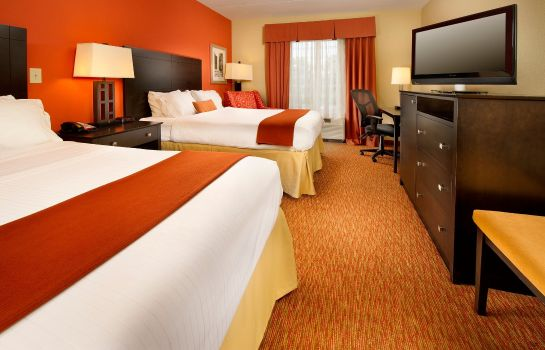 Zimmer Holiday Inn Express & Suites CHATTANOOGA DOWNTOWN