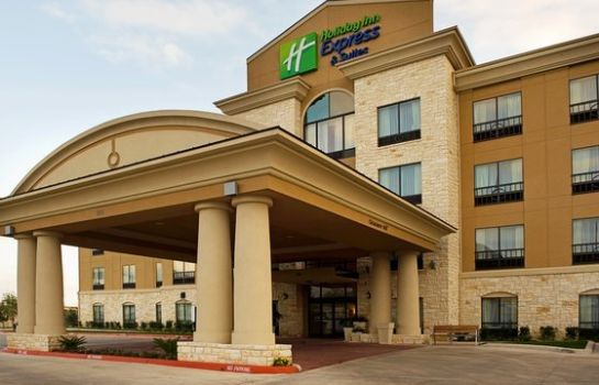 Vista exterior Holiday Inn Express & Suites SAN ANTONIO NW-MEDICAL AREA