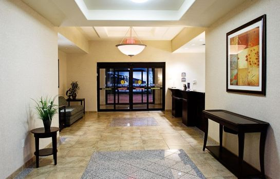 Hotelhalle Holiday Inn Express & Suites SAN ANTONIO NW-MEDICAL AREA