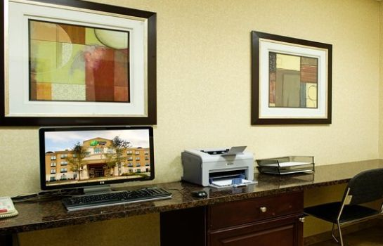 Info Holiday Inn Express & Suites SAN ANTONIO NW-MEDICAL AREA