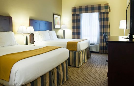 Zimmer Holiday Inn Express & Suites SAN ANTONIO NW-MEDICAL AREA