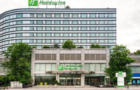 Außenansicht Holiday Inn CHENGDU CENTURY CITY-EASTTOWER