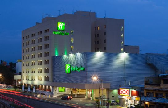 Exterior view Holiday Inn MEXICO COYOACAN