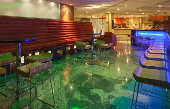 Hotel bar Holiday Inn MEXICO COYOACAN