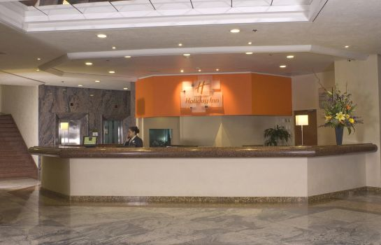 Lobby Holiday Inn MEXICO COYOACAN