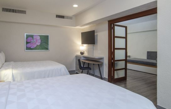 Room Holiday Inn MEXICO COYOACAN