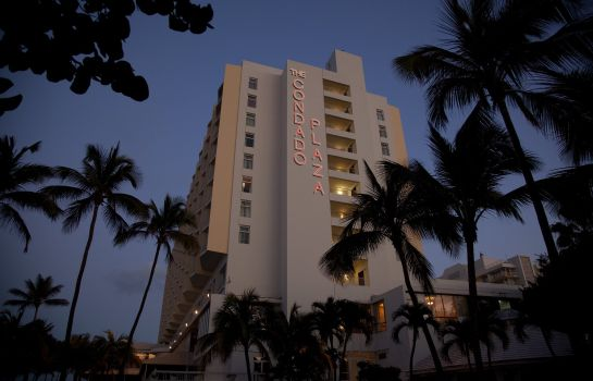 Exterior view The Condado Plaza Hilton