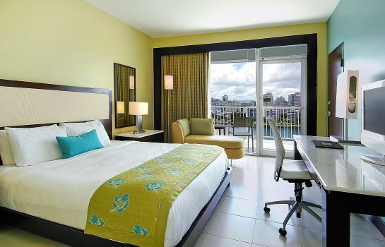Room The Condado Plaza Hilton