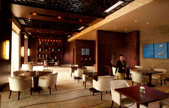 Bar hotelowy Hilton Beijing Capital Airport