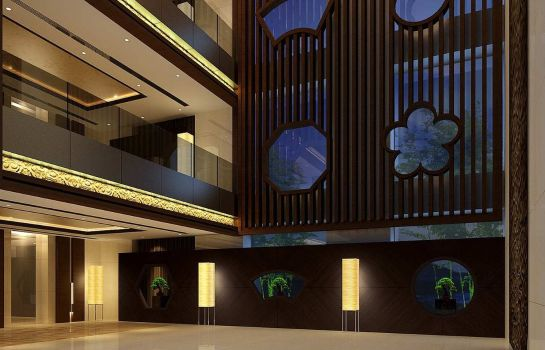 Hotelhalle Hilton Beijing Capital Airport