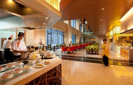 Restauracja Hilton Beijing Capital Airport