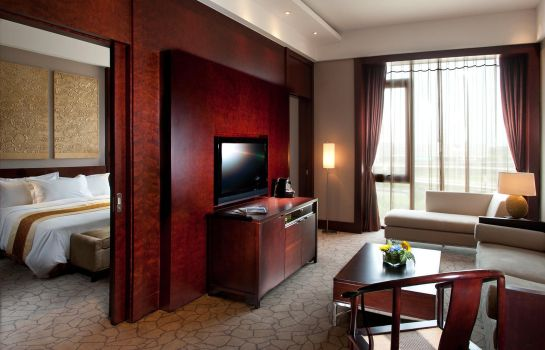 Suite Hilton Beijing Capital Airport