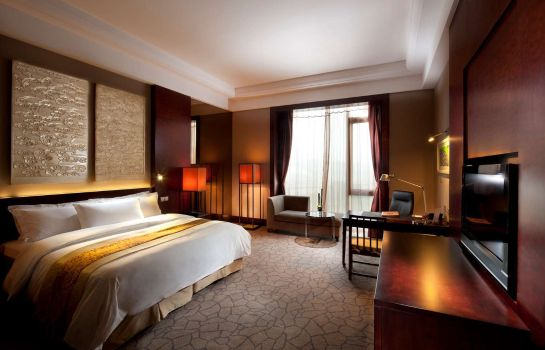 Chambre Hilton Beijing Capital Airport