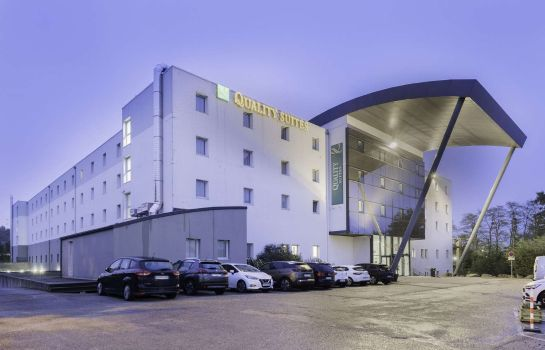 Außenansicht Sure Hotel by Best Western Nantes Beaujoire