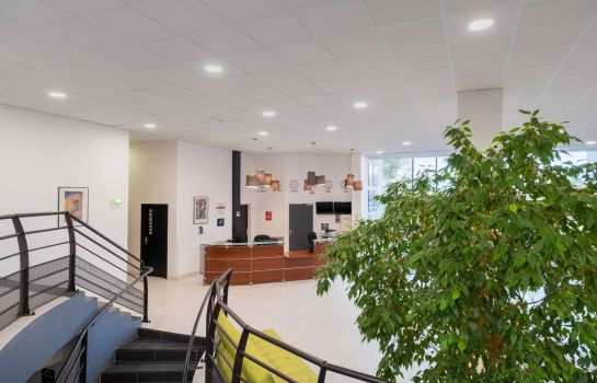 Hotelhalle Sure Hotel by Best Western Nantes Beaujoire