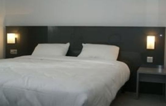 Standardzimmer Sure Hotel by Best Western Nantes Beaujoire