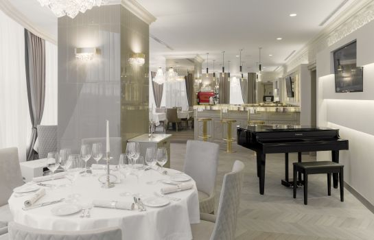 Restaurant Nobil Luxury Boutique Нобил