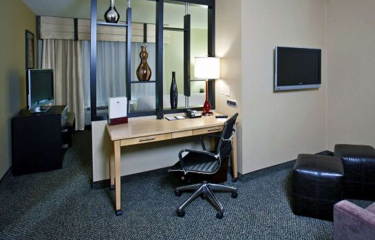 Zimmer DoubleTree by Hilton Savannah Airport