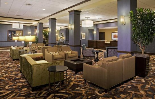 Hotelhalle DoubleTree by Hilton Atlanta - Roswell