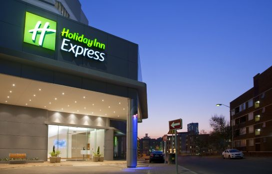Außenansicht Holiday Inn Express PRETORIA - SUNNYPARK