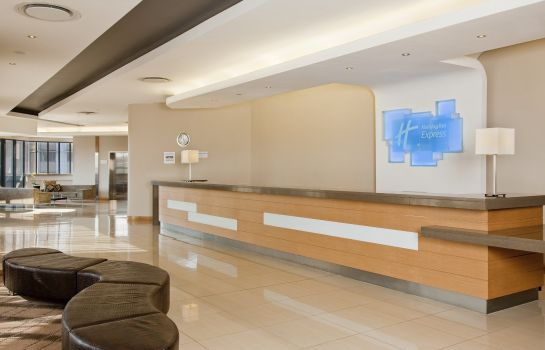Lobby Holiday Inn Express PRETORIA - SUNNYPARK