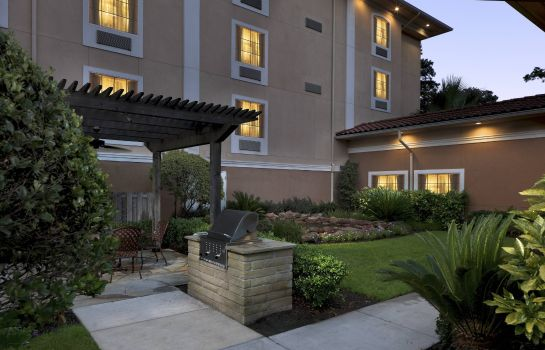 Vista exterior TownePlace Suites Houston Intercontinental Airport