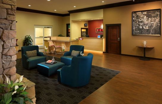 Hotelhalle TownePlace Suites Houston Intercontinental Airport
