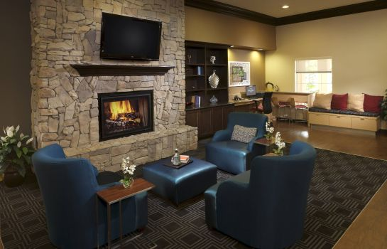 Hotelhal TownePlace Suites Houston Intercontinental Airport