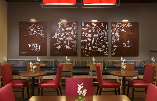 Restaurante TownePlace Suites Houston Intercontinental Airport