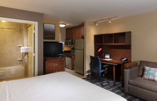 Suite TownePlace Suites Houston Intercontinental Airport