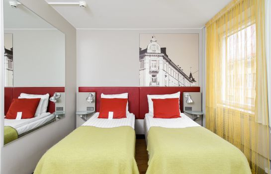 Double room (standard) Original Sokos Hotel Albert